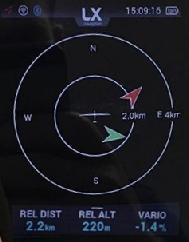 Coibri-X med FLARM